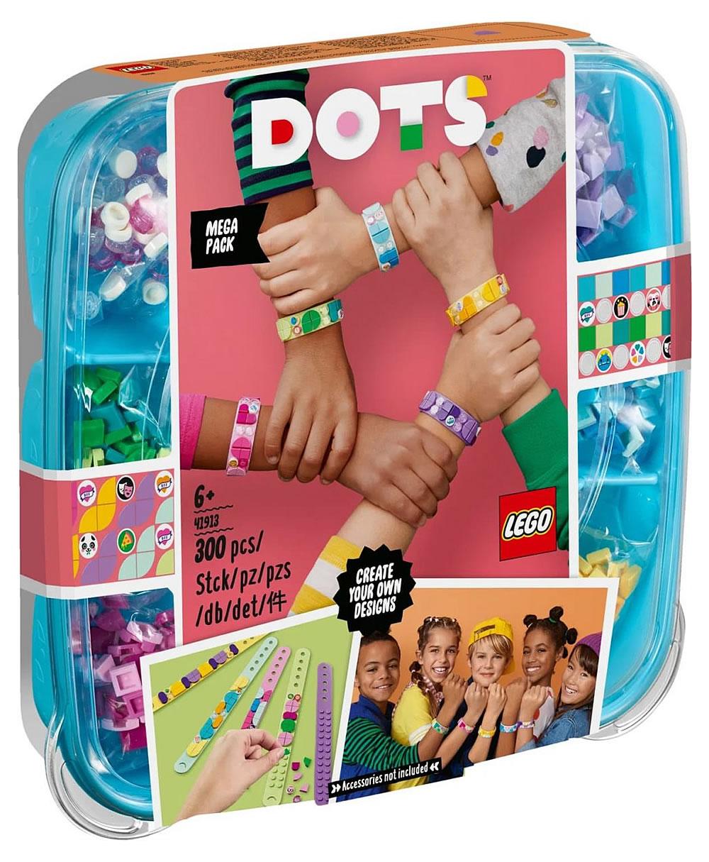 41913-lego-dots-mega-pack zusammengebaut.com