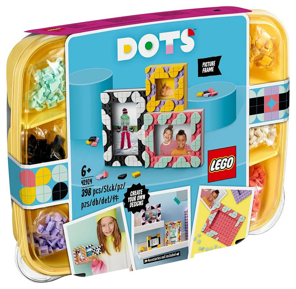 41914-lego-dots-picture-frame zusammengebaut.com
