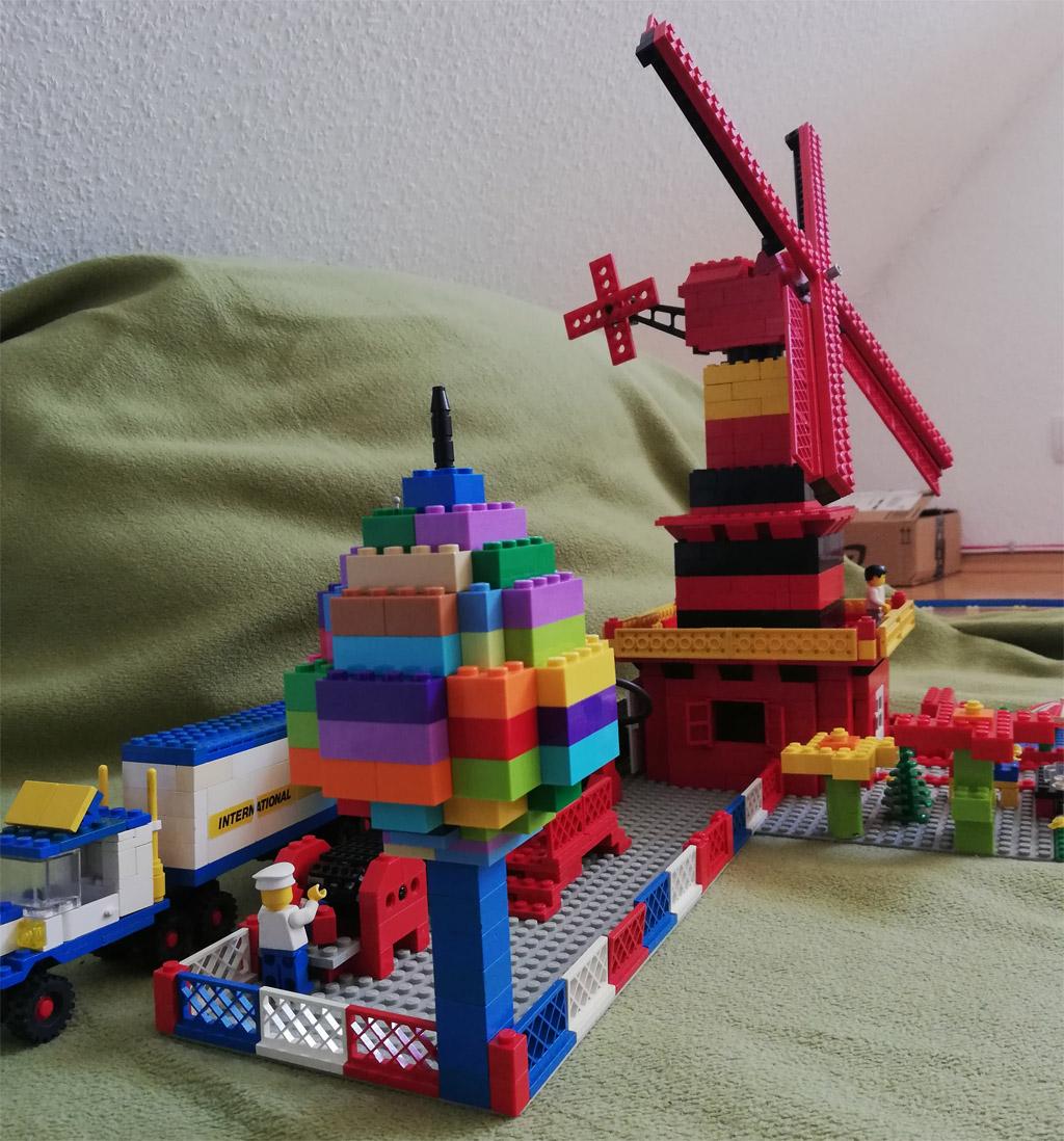 Lego Bauten