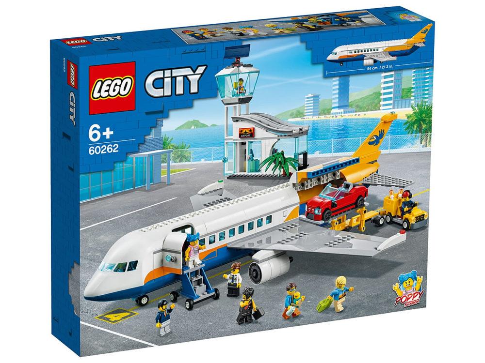 lego-city-60262-passagierflugzeug-2020-box zusammengebaut.com