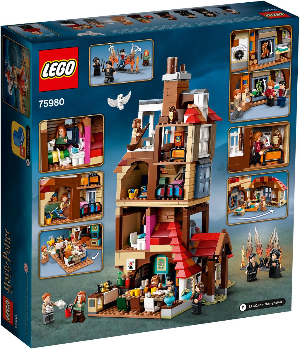 Lego Harry Potter Sommer 2020 Sets Alle Bilder Preise Und Erste