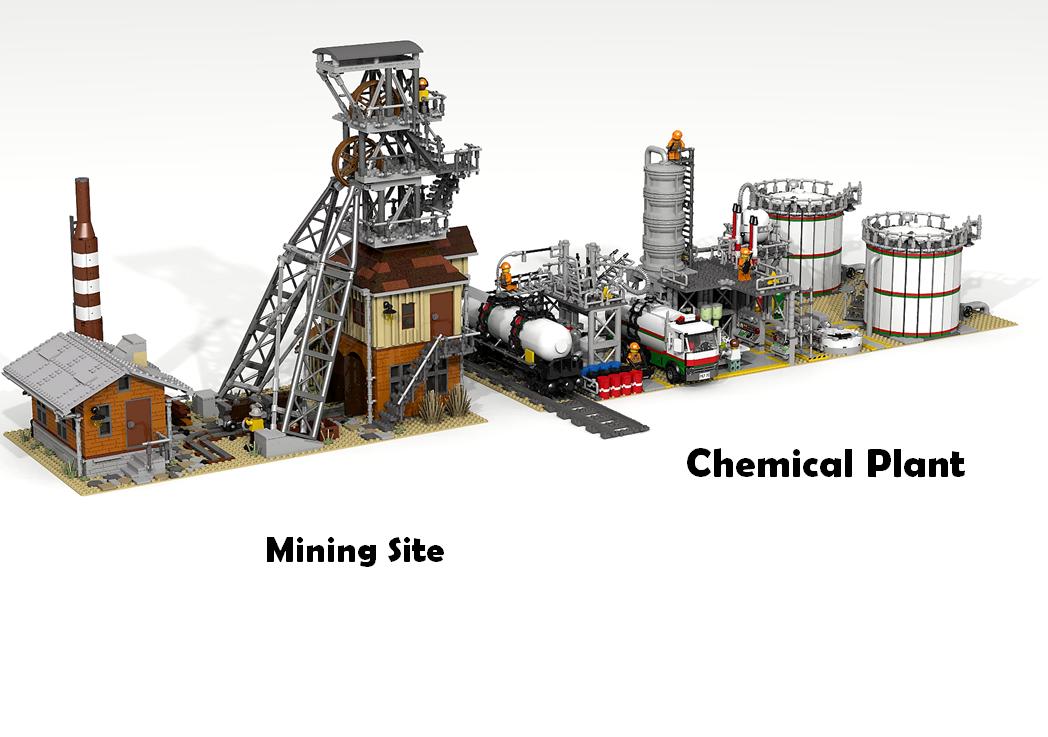 lego-ideas-mining-site-ymari-3 zusammengebaut.com