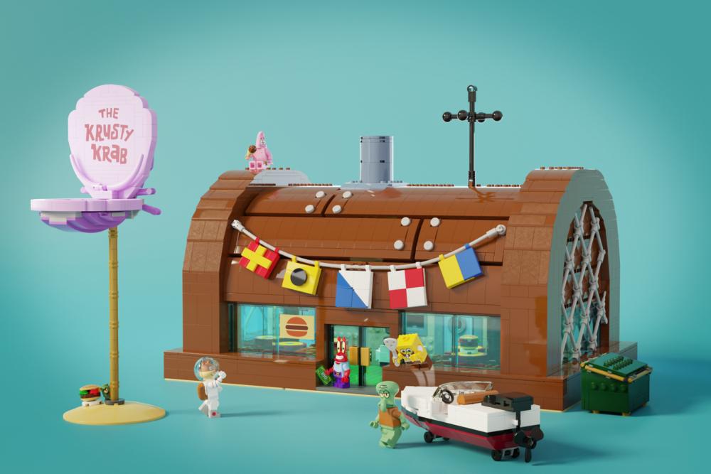 lego-ideas-spongebob-squarepants-the-krusty-krab-exe-sandbox zusammengebaut.com