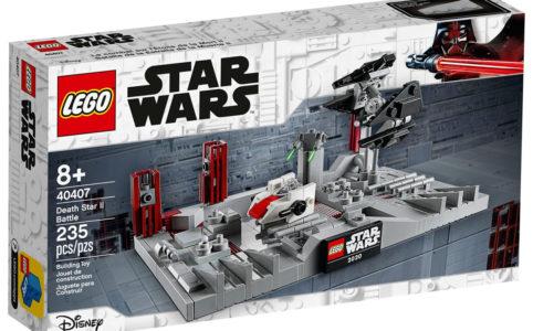 lego-star-wars-40407-death-star-II-battle-box-2020 zusammengebaut.com