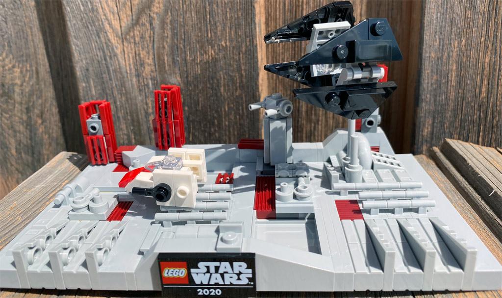 lego-star-wars-40407-schlacht-um-den-zweiten-todesstern-2020-matthias-kuhnt zusammengebaut.com