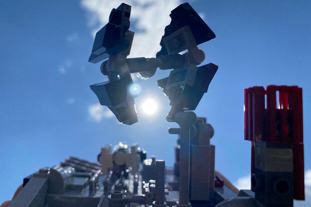 lego-star-wars-40407-schlacht-um-den-zweiten-todesstern-2020-sonne-matthias-kuhnt zusammengebaut.com