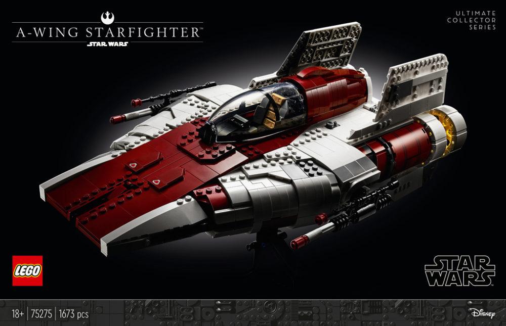 lego-star-wars-75275-ucs-a-wing-2020-front zusammengebaut.com
