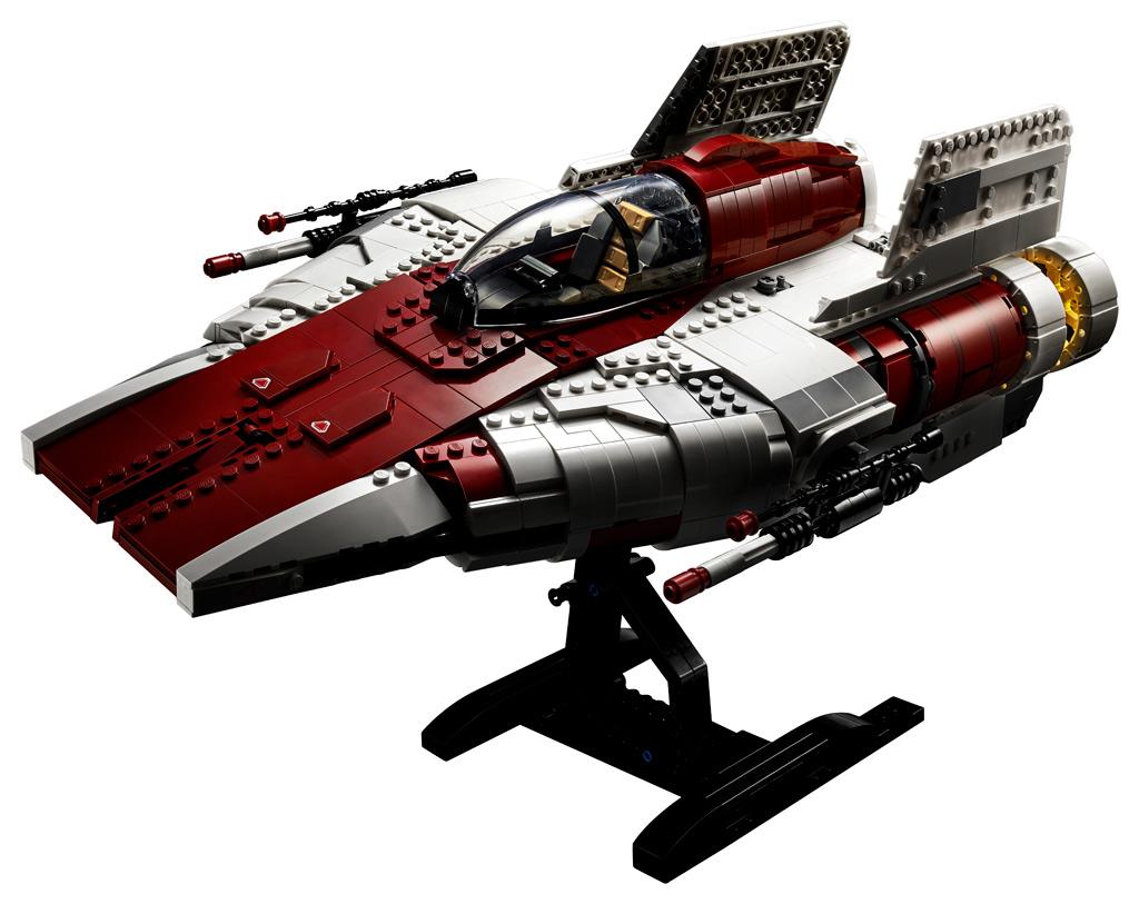 lego-star-wars-75275-ucs-a-wing-2020-seite-front zusammengebaut.com