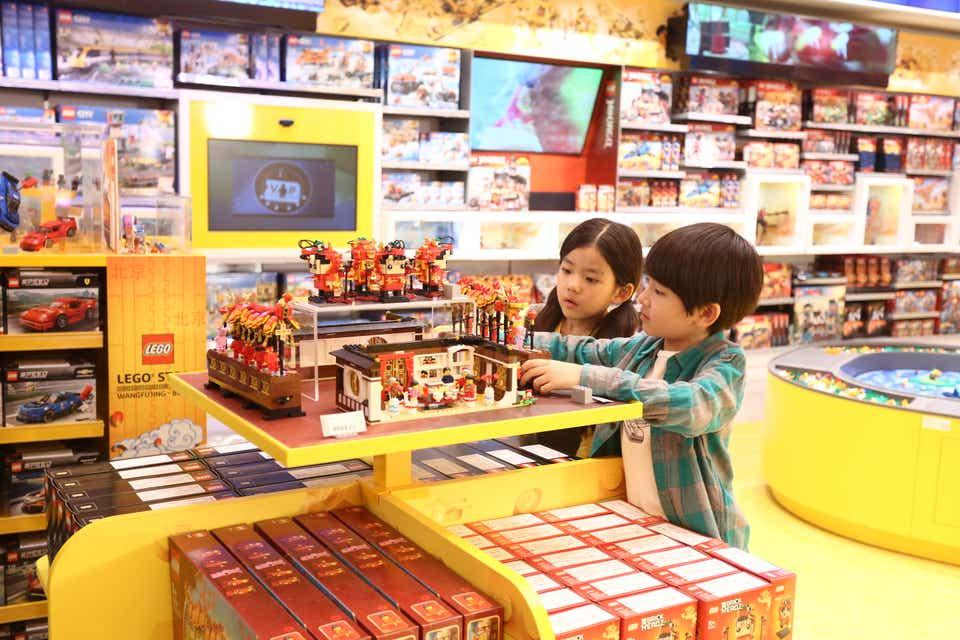 lego-store-china zusammengebaut.com