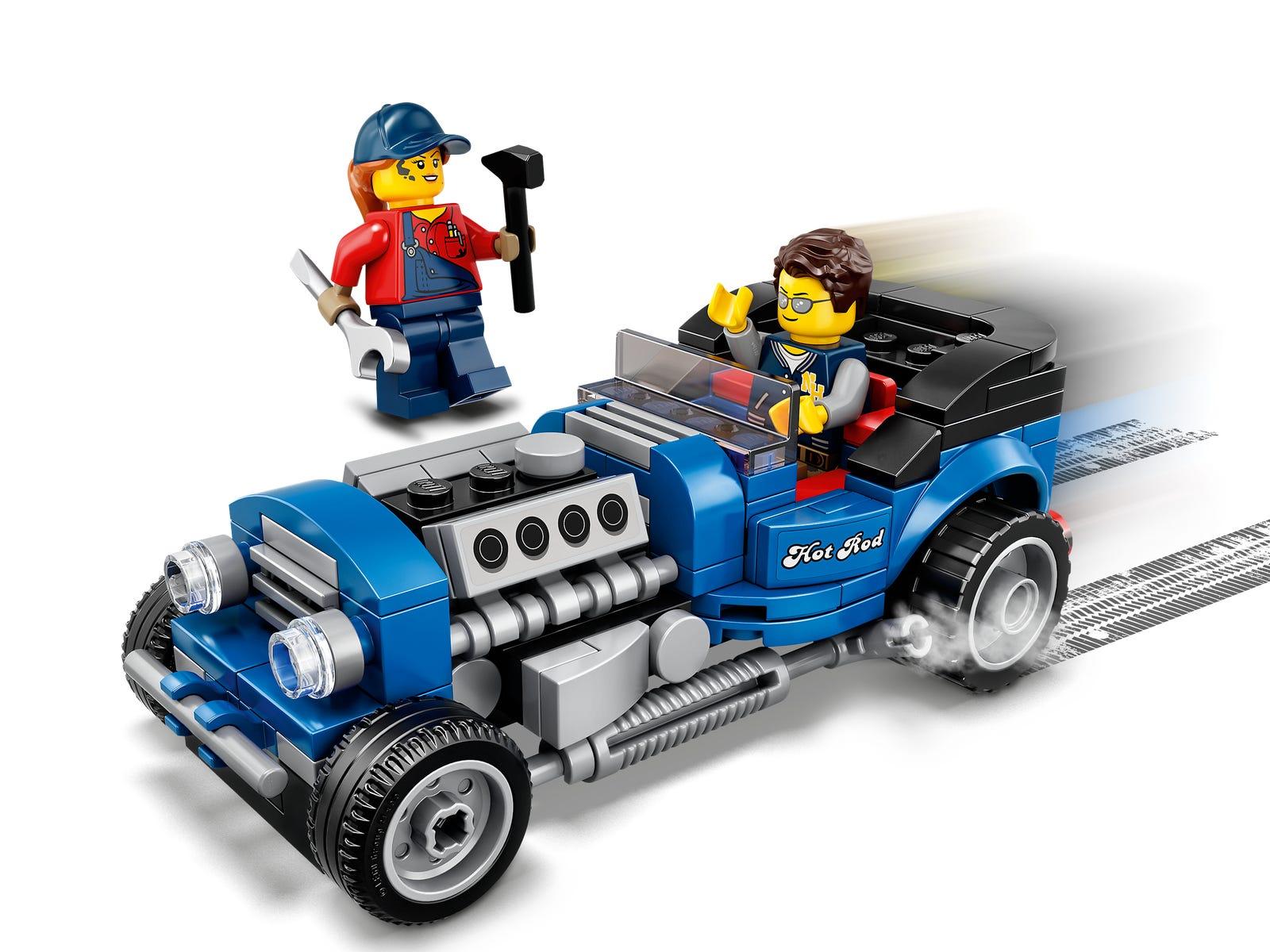 40409-box-hot-rod-lego-inhalt zusammengebaut.com