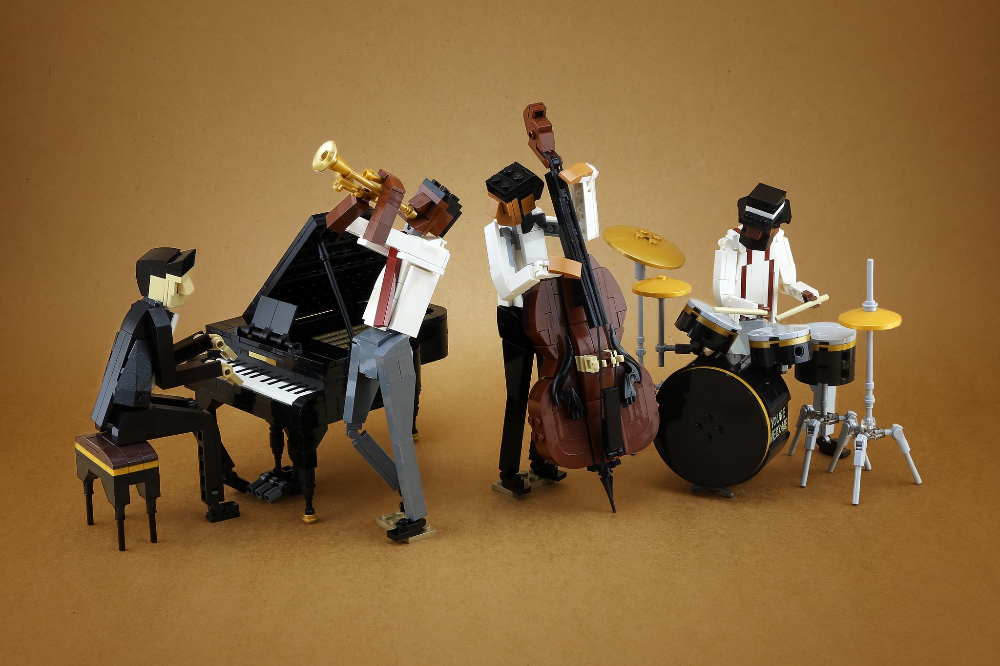 jazz-quartett-lego-7 zusammengebaut.com