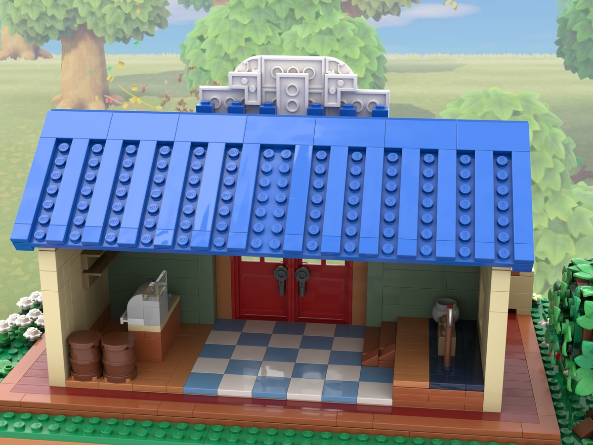 lego-ideas-animal-crossing-new-horizons-nooks-cranny-micro-model-maker-2020-2 zusammengebaut.com