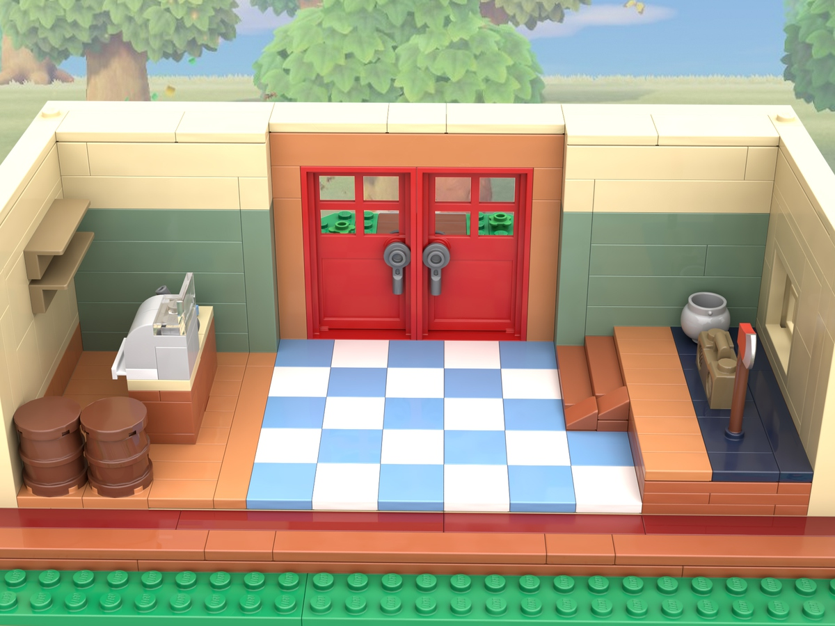 lego-ideas-animal-crossing-new-horizons-nooks-cranny-micro-model-maker-2020-3 zusammengebaut.com