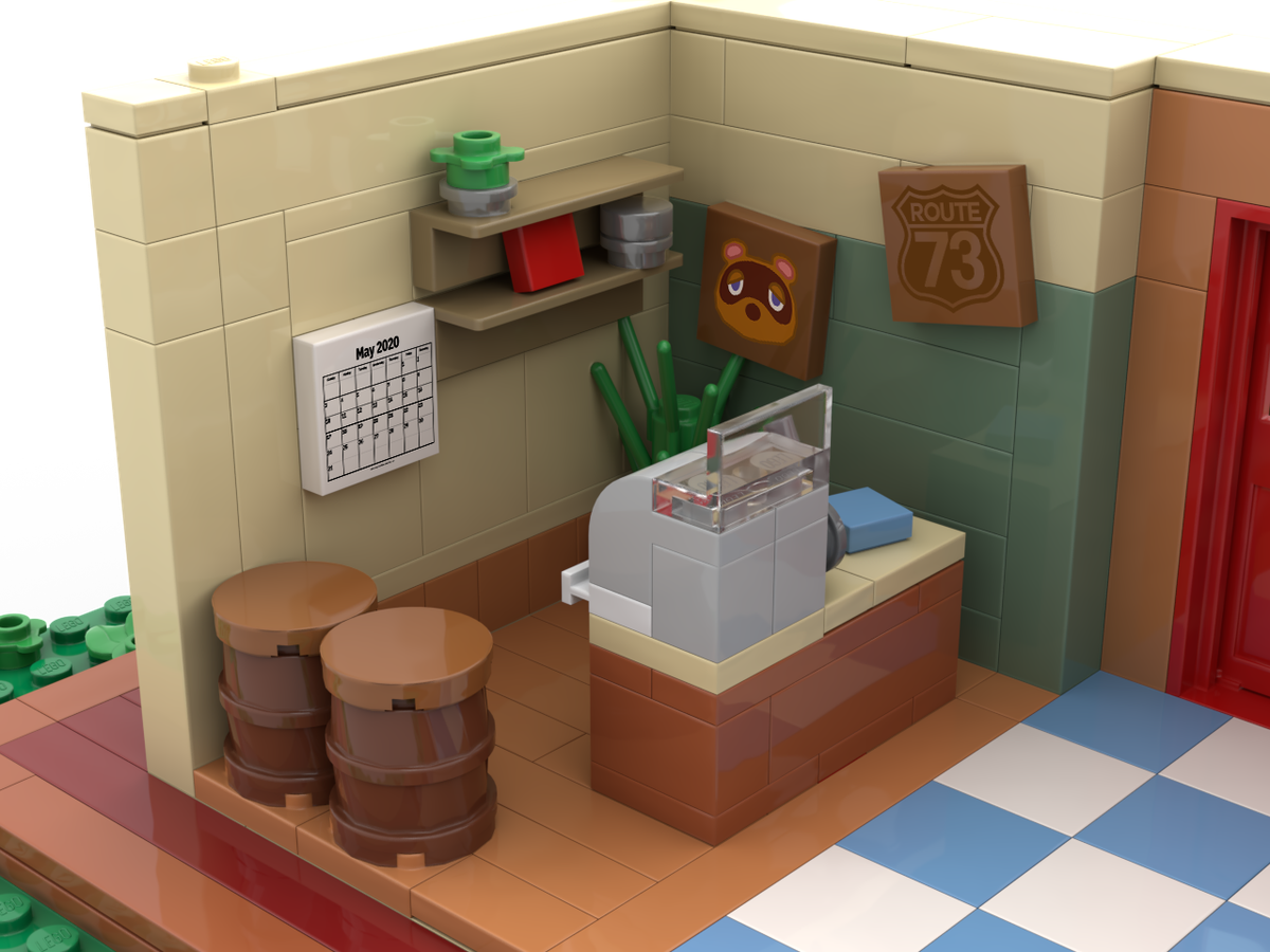 lego-ideas-animal-crossing-new-horizons-nooks-cranny-micro-model-maker-2020-4 zusammengebaut.com
