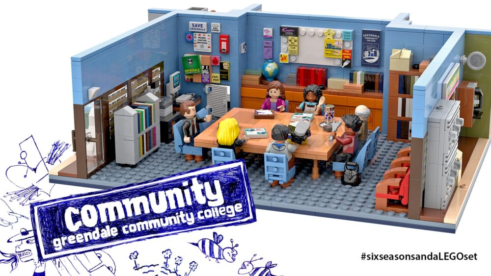 lego-ideas-community-greendale-community-college-bulldoozer21 zusammengebaut.com