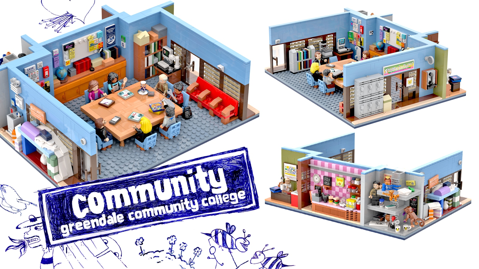 lego-ideas-community-greendale-community-college-bulldoozer21-4 zusammengebaut.com