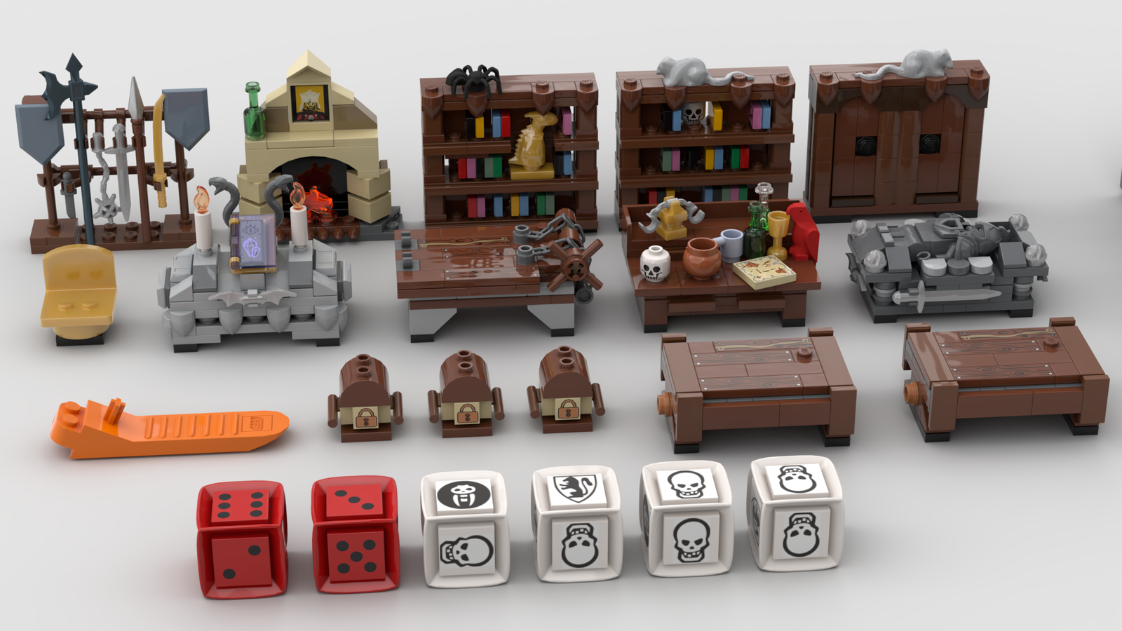 lego-ideas-hero-quest-kingglorioussquirrel-1 zusammengebaut.com