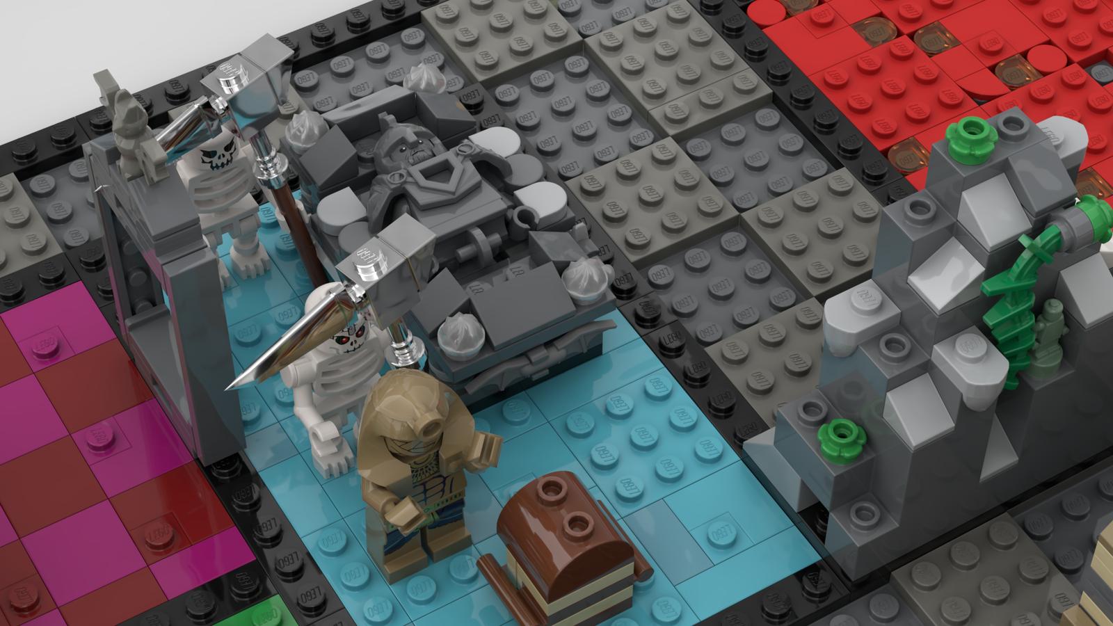 lego-ideas-hero-quest-kingglorioussquirrel-3 zusammengebaut.com