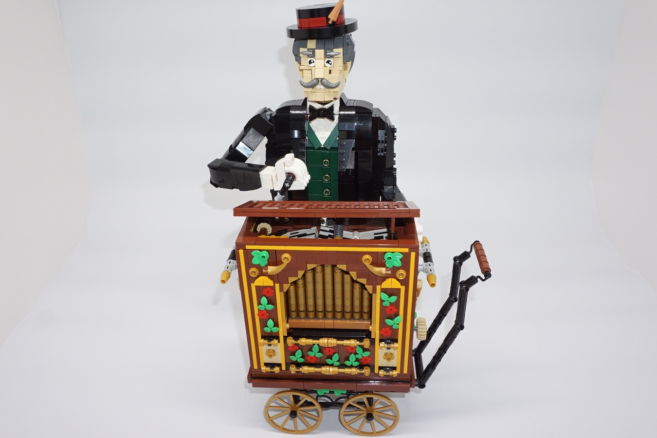 lego-ideas-the-last-organ-grinder-roldan-ag zusammengebaut.com