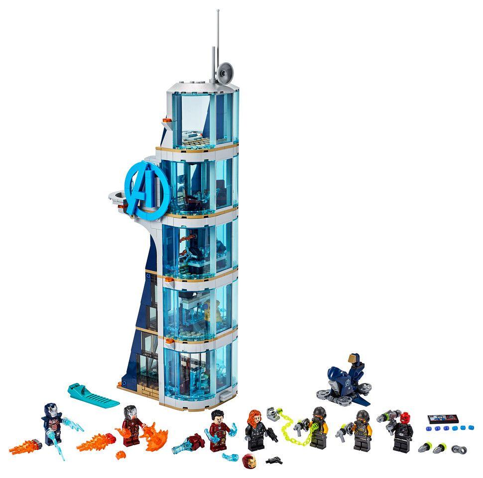 lego-marvel-76166-avengers-tower-battle zusammenegebaut.com