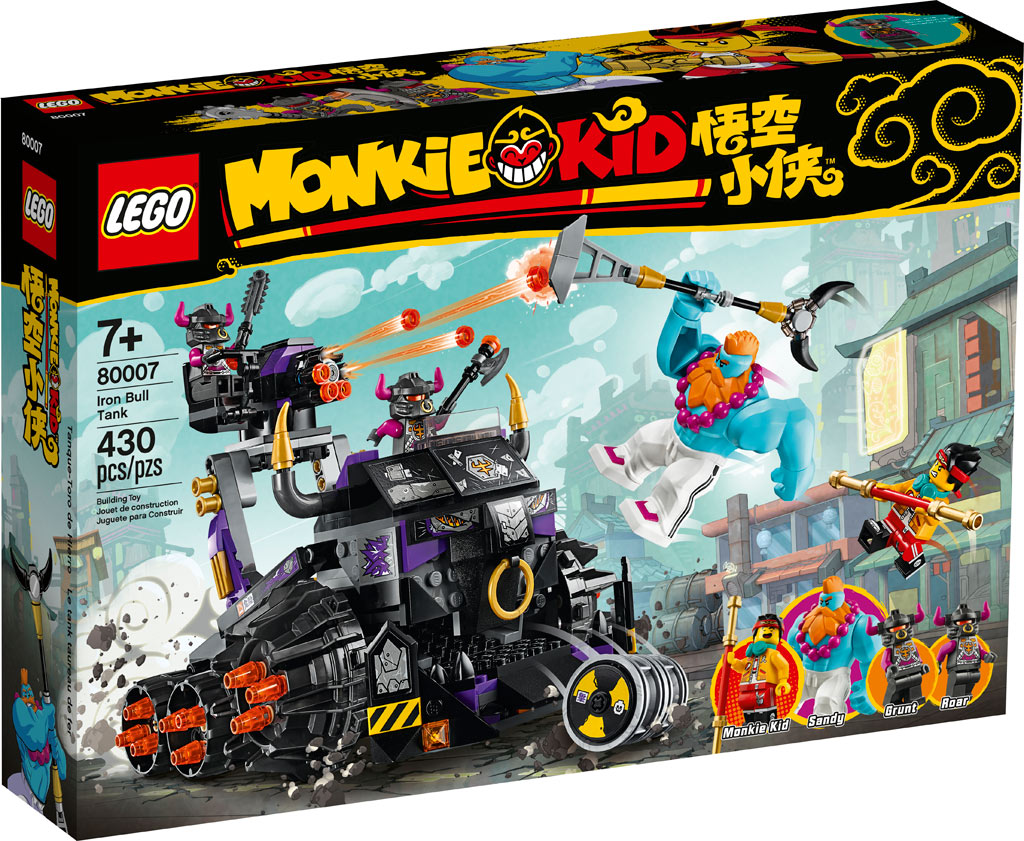 lego-monkie-kid-80007-iron-bull-tank-2020-box zusammengebaut.com
