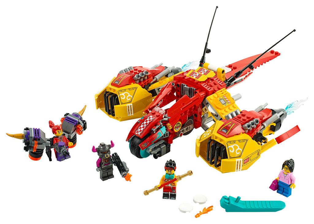 lego-monkie-kid-80008-monkie-kids-cloud-jet-2020-inhalt zusammengebaut.com