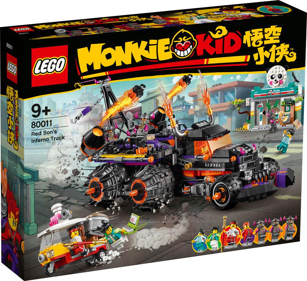 lego-monkie-kid-80011-red-sons-inferno-truck-2020-box zusammengebaut.com