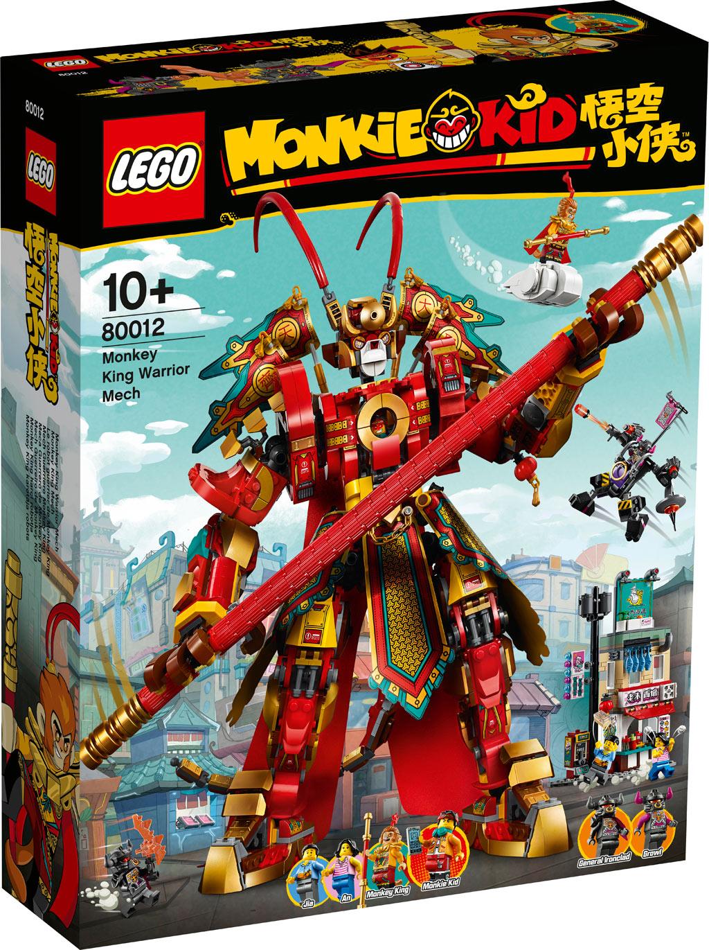 lego-monkie-kid-80012-monkey-king-warrior-mech-2020-box zusammengebaut.com