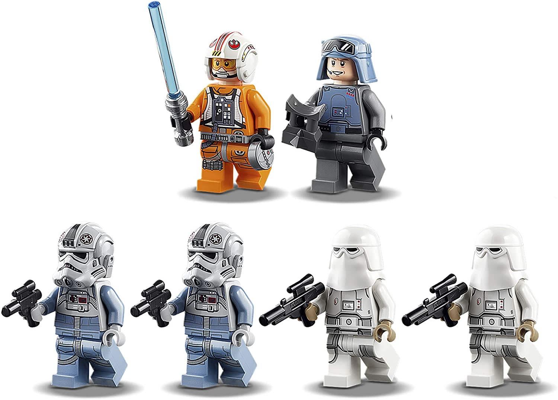 lego-star-wars-75288-imperial-ataat-walker-2020-minifiguren zusammengebaut.com