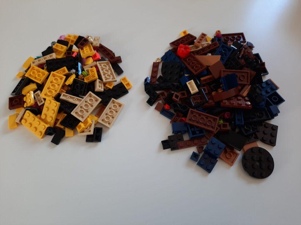 lego-brickheadzs-40383-braut-40384-bräutigam-restteile zusammengebaut.com