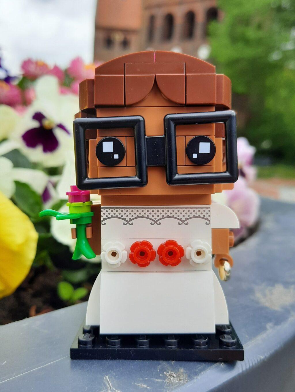 lego-brickheadzs-40383-braut-front zusammengebaut.com