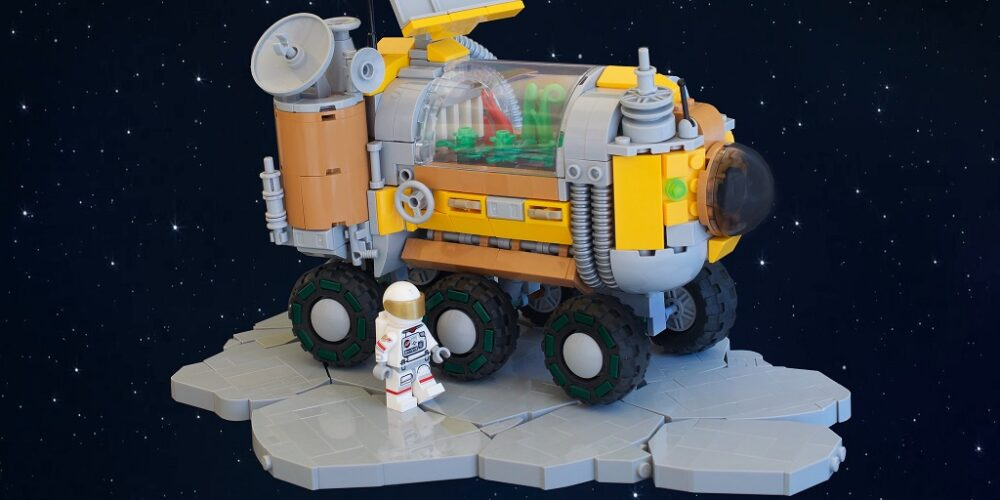 Space Rover by Mountain Hobbit