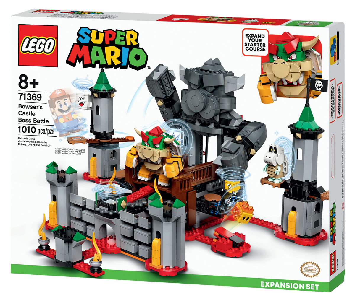71369-lego-super-mario-bowser-castle-boss-battle-expansion-set zusammengebaut.com