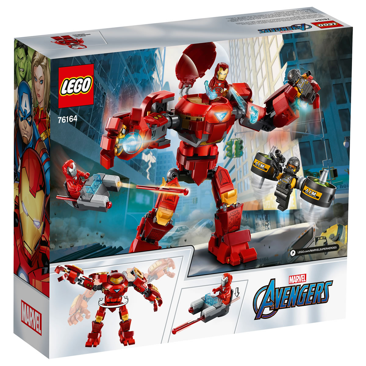 76164-lego-marvel-iron-man-hulkbuster-versus-aim-agent-2020-box-back zusammengebaut.com