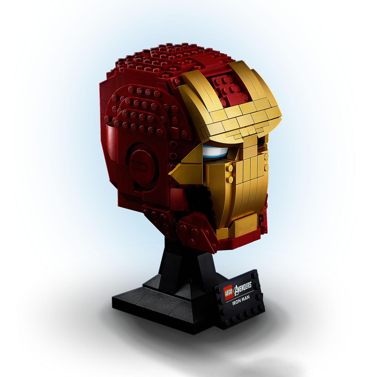 76165-lego-marvel-iron-man-helm-2020-2 zusammengebaut.com