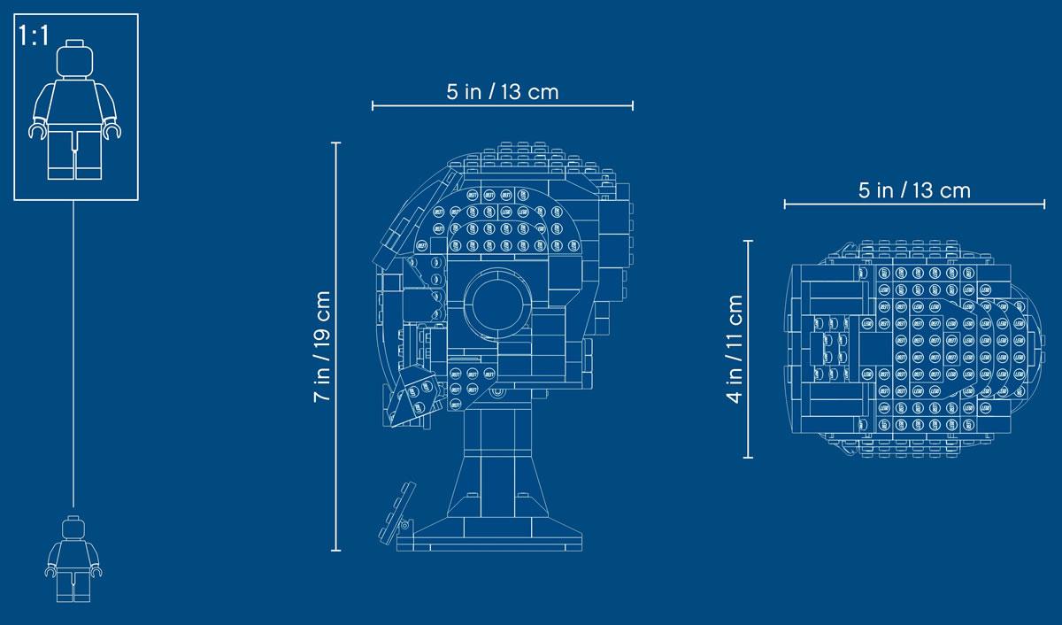 76165-lego-marvel-iron-man-helm-2020-4 zusammengebaut.com