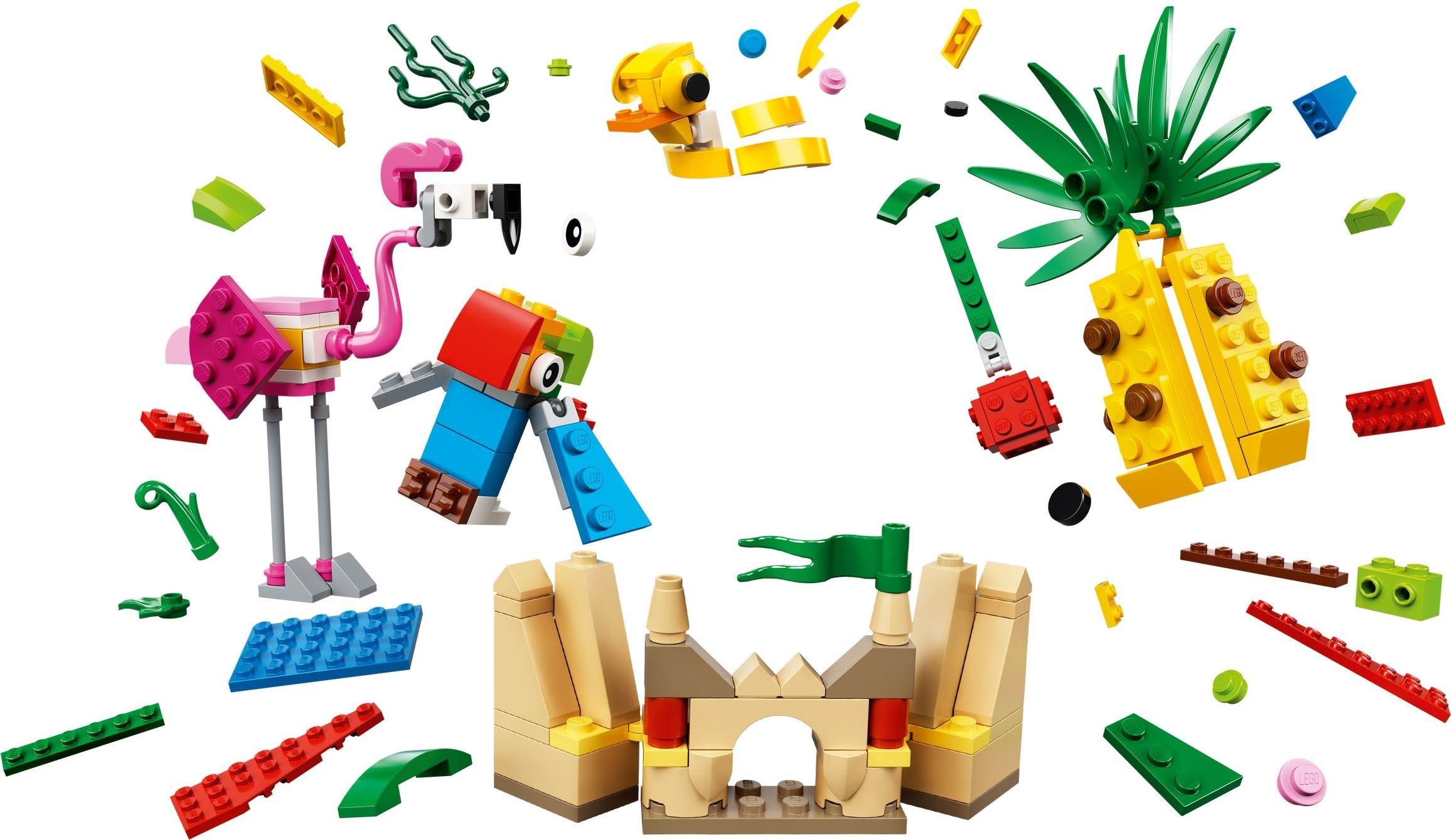 lego-40411-creative-fun-12-in-1-inhalt-2020 zusammengebaut.com