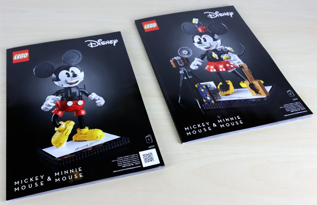 lego-43179-disney-mickey-mouse-minnie-mouse-unboxing-2020-zusammengebaut-andres-lehmann-anleitung zusammengebaut.com