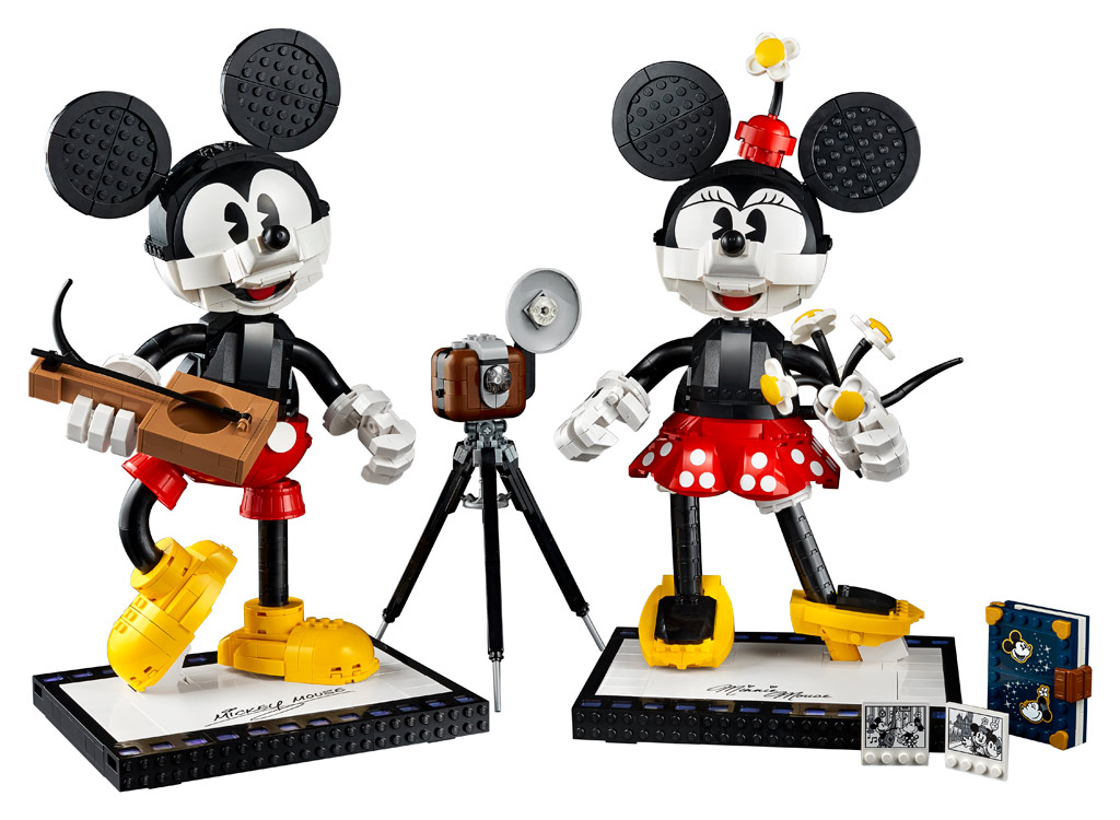 lego-disney-43179-mickey-mouse-and-minnie-mouse-buildable-characters-2020-inhalt zusammengebaut.com