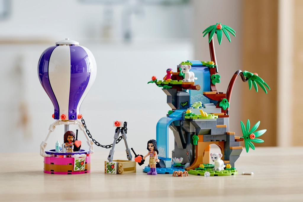lego-friends-41423-tiger-rettung-mit-heißluftballon zusammengebaut.com