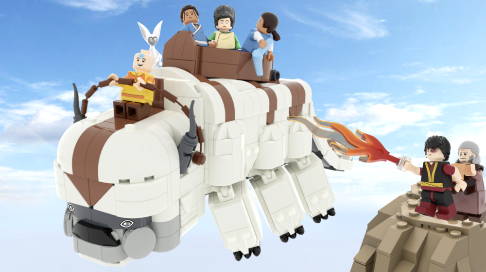 lego-ideas-avatar-the-last-airbender-mMinibrick-productions-2020 zusammengebaut.com