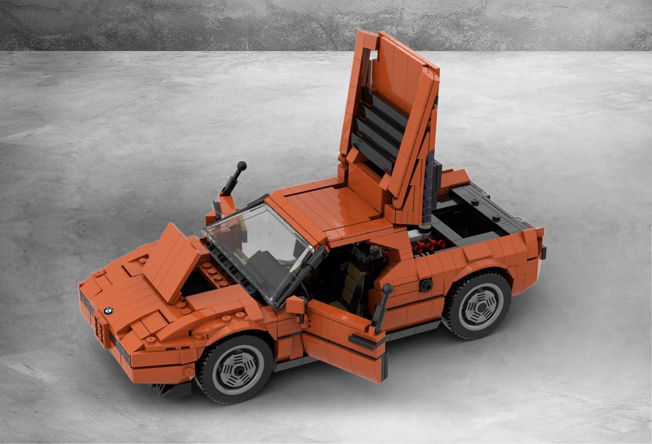 lego-ideas-bmw-m1-e26-tomoell-3 zusammengebaut.com