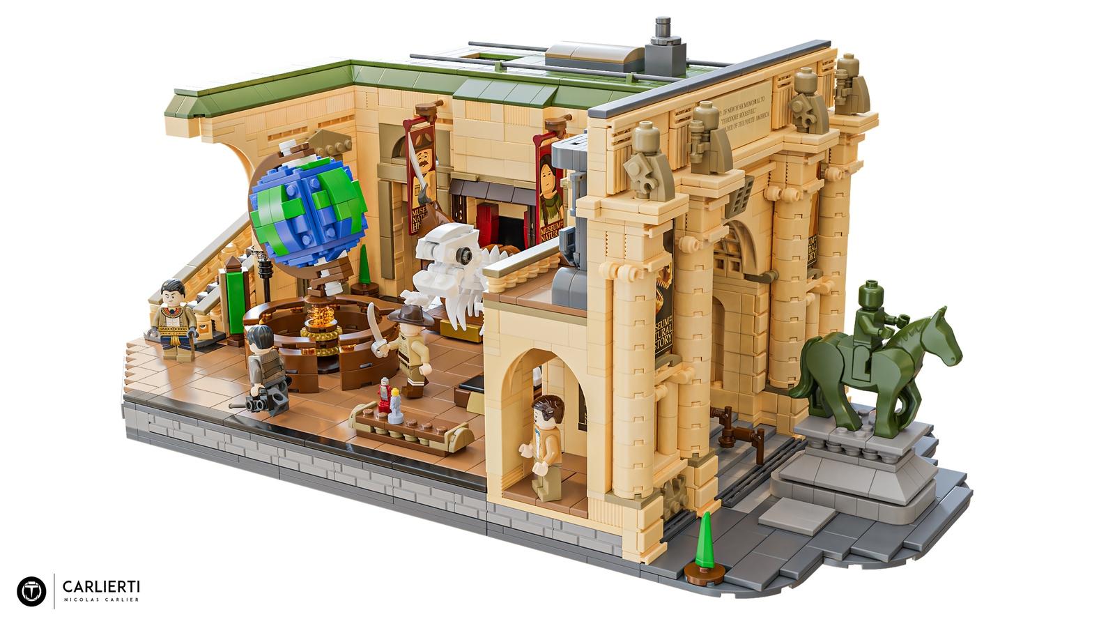 lego-ideas-night-at-the-museum-carlieri-4 zusammengebaut.com