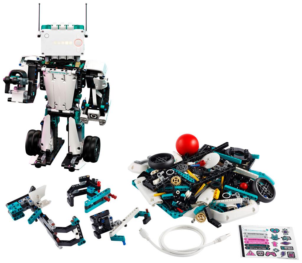 lego-mindstorms-51515-robot-inventor-5-in-1-inhalt-2020 zusammengebaut.com