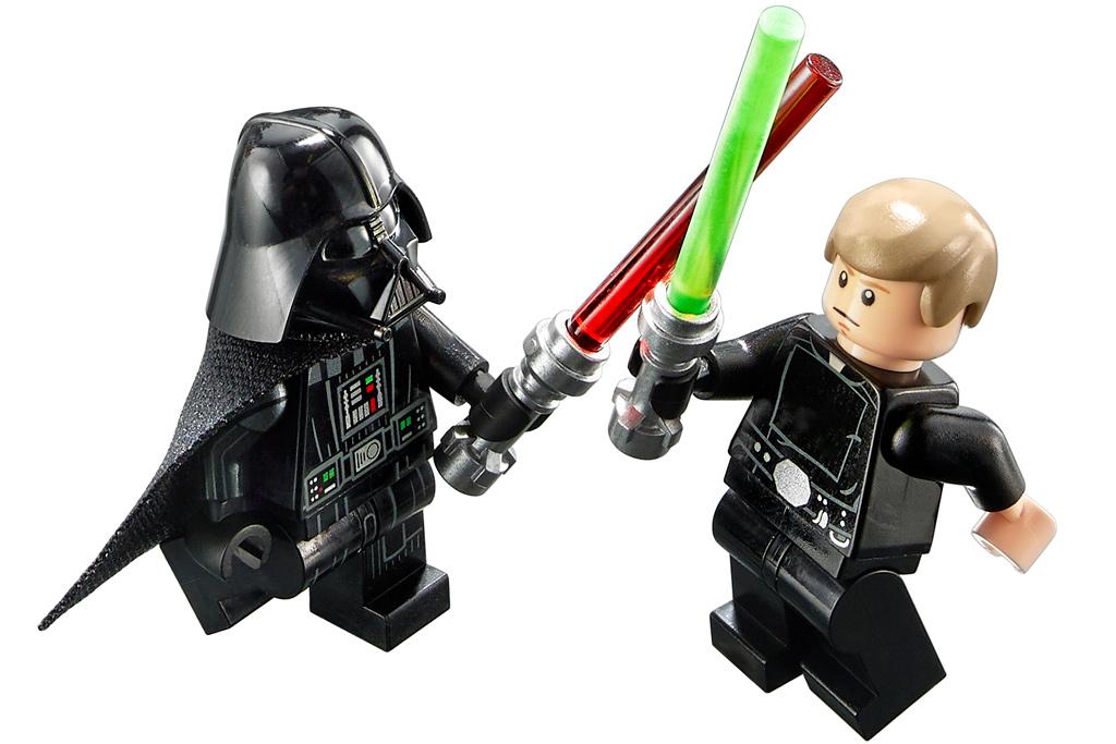 lego-star-wars-75291-death-star-final-duel-2020-lichtschwerter zusammengebaut.com
