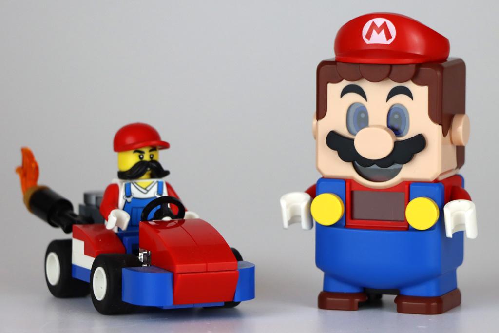 lego-super-mario-sets-2020-zusammengebaut-andres-lehmann-71360-mario-kart-moc-minifigur-vergleich zusammengebaut.com