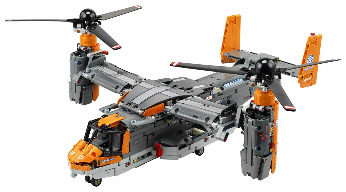 lego-technic-42113-bell-boeing-v-22-osprey-2020-inhalt-1 zusammengebaut.com