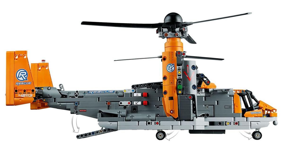 lego-technic-42113-bell-boeing-v-22-osprey-2020-inhalt-6 zusammengebaut.com