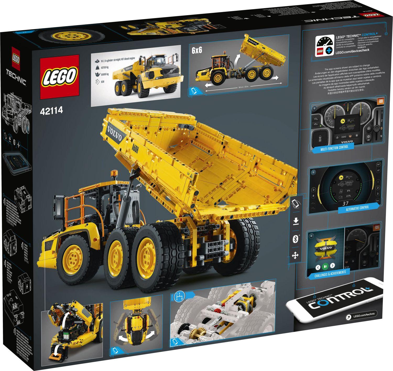 lego-technic-42114-knickgelenkter-volvo-dumper-6-6-2020-box-back zusammengebaut.com