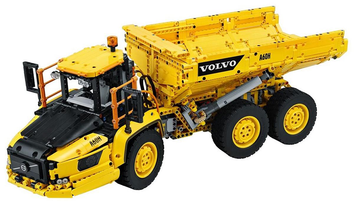 lego-technic-42114-knickgelenkter-volvo-dumper-6-6-2020-inhalt-3 zusammengebaut.com